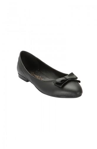 Women´s Flat Shoes 3740 Black 3740