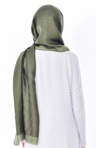 Khaki Sjaal 4464-01