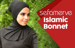 Sefamerve Hijab Bonnet