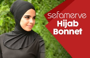 Sefamerve Bonnet Hijab