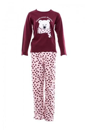Cherry Pyjama 1046-01