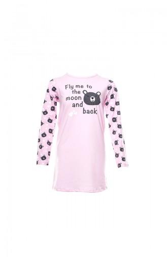 Pink Pyjama 6003-01