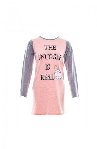 Pink Pyjama 6004-01