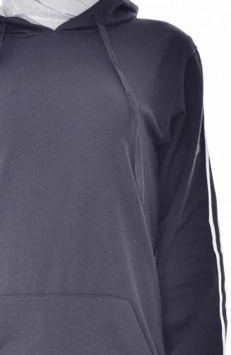 Black Sweatsuit 18094-01