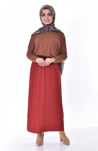 Pleated Skirt   5026-05 Tile 5026-05