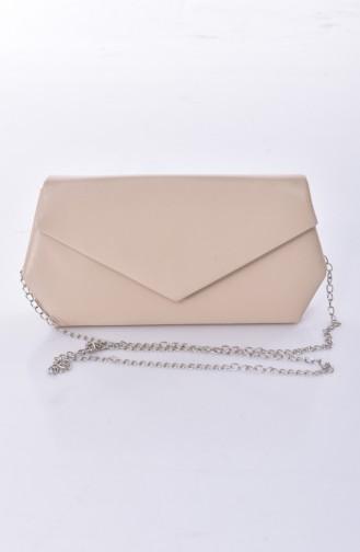 حقيبة يد لون البشرة 0427-04