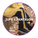 JUPE de PANTALON