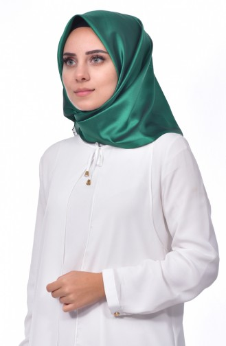 Plain Taffeta Shawl 901370-11 Grass green 901370-11