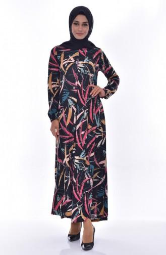 4ac2972b2edea Lacivert Tesettür Elbise Modelleri ve Fiyatları - Tesettür Giyim ...