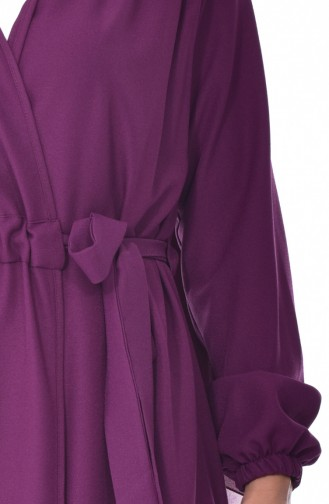 RITA Belted Cardigan 50346-04 Purple 50346-04