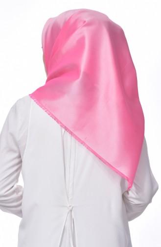 Plain Taffeta Shawl 901370-12 Pink 901370-12
