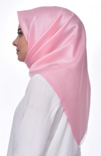 Plain Taffeta Shawl 901370-05 Powder Pink 901370-05
