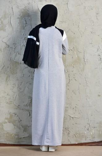 BWEST Garnish Sports Dress 8261-04 Gray 8261-04