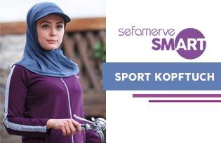 Sefamerve Sportliches Kopftuch