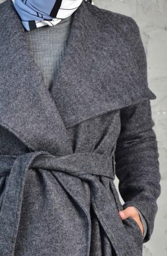 SUKRAN Cachet Coat 35854A-03 Gray 35854A-03