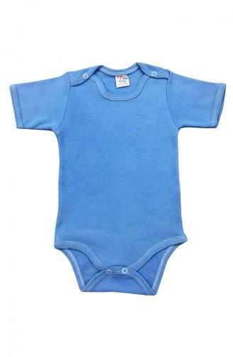 جسم الاطفال أزرق 6858-01