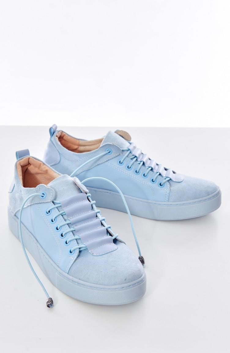 chaussure vans femmes bleu