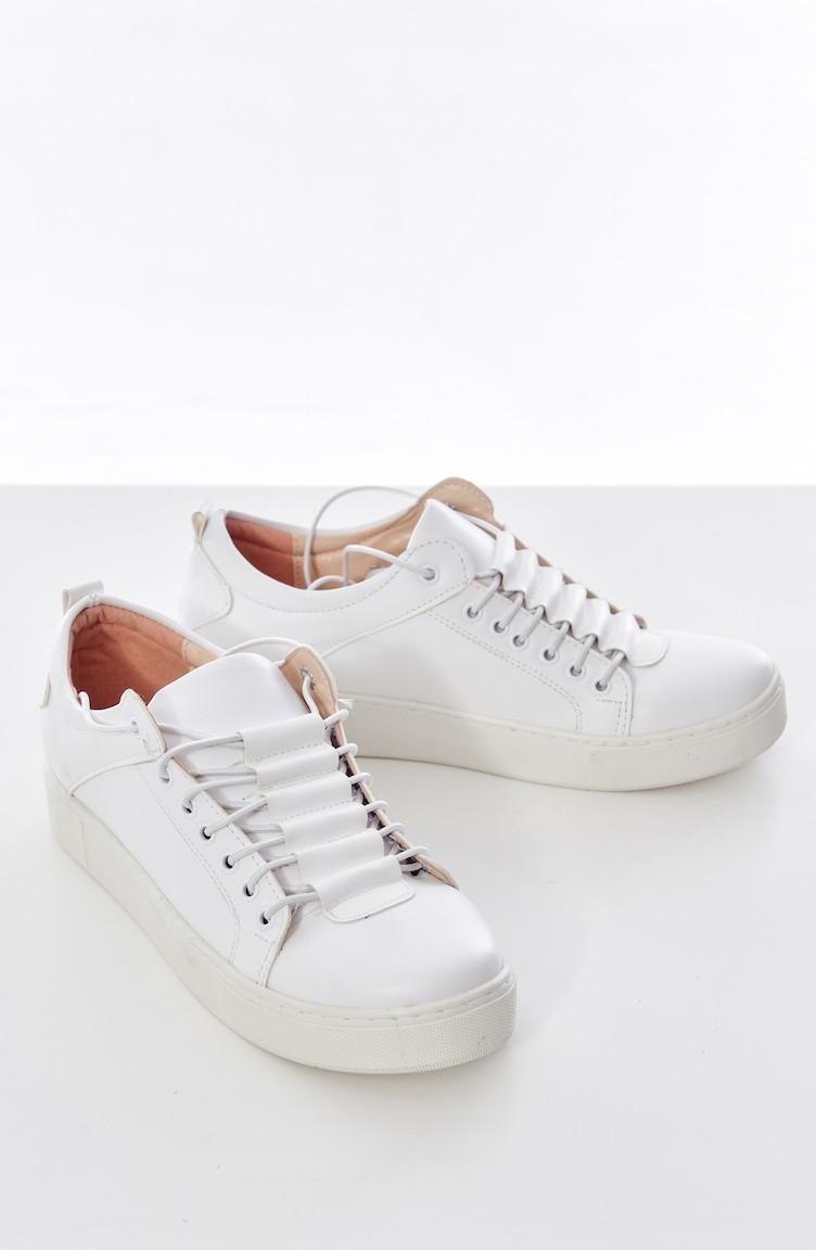 Vans 01 Femme Blanc Pour Chaussures 502k xZnwapwWS