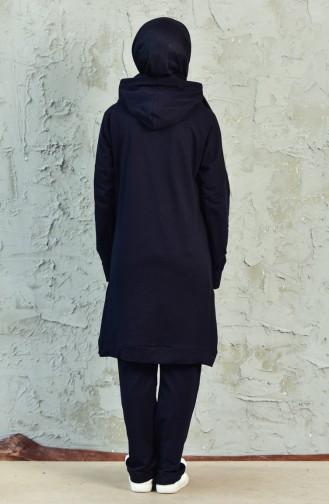 Survêtement Noir 18046-09