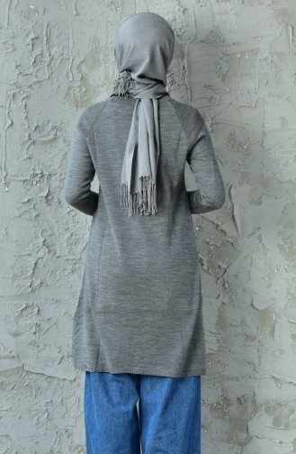 Pull Tricot Basic 128312-05 Antracite 128312-05
