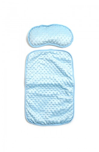 Textile Bébé Bleu 249-01