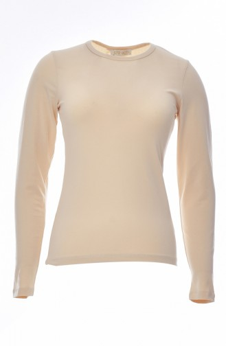 Body Manches Longues 10303-05 Beige 10303-05