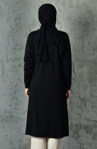 Black Vest 7609-04