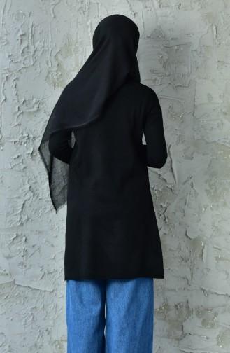 Basic Knitwear Sweater 128312-01 Black 128312-01