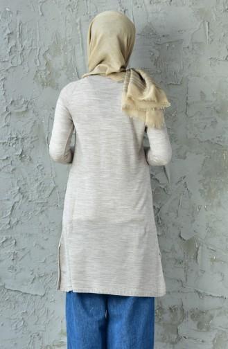 Basic Knitwear Sweater 128312-03 Stone 128312-03