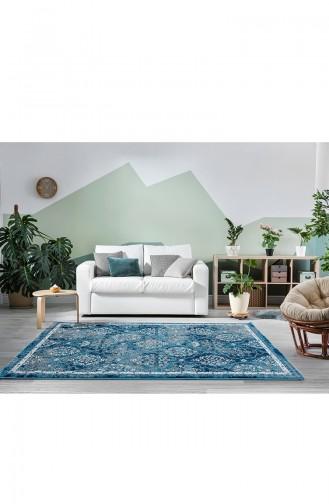 Turquoise Carpet 0330