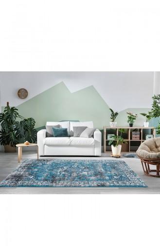 Turquoise Carpet 2070