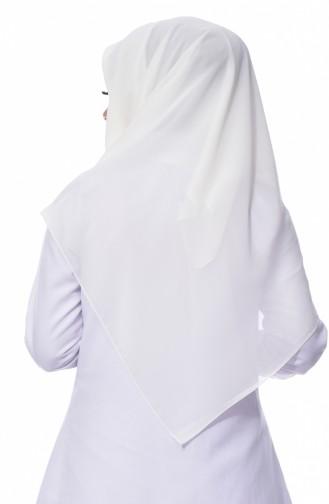 Schmutzig Weiß Kopftuch 15001-11