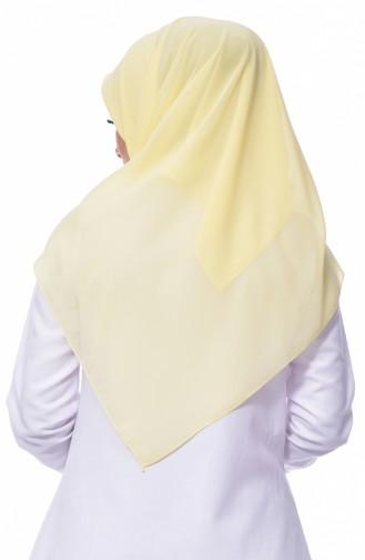 Lemon Yellow Hoofddoek 79