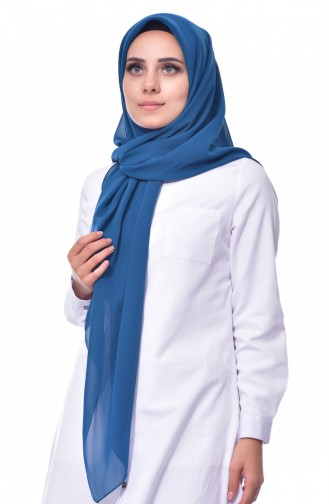 Oil Blue Scarf 99