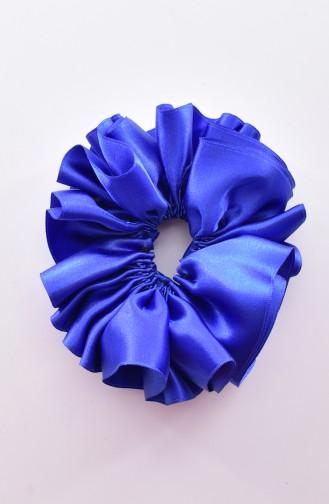Saxon blue Hair Clip 0004-03