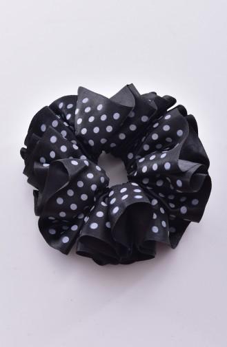 Black Hair Clip 0002-02
