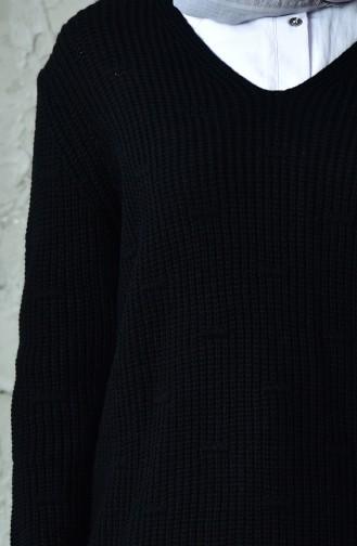 Triko Tunik 4045-08 Siyah 4045-08