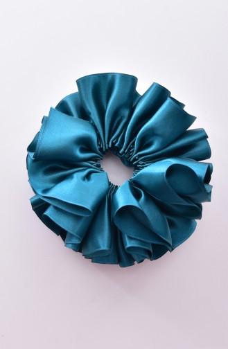 Emerald Hair Clip 0004-09