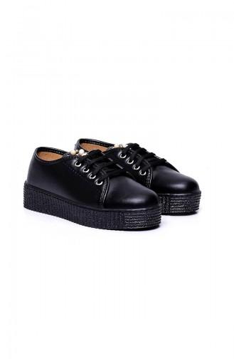 Black Sport Shoes 1875-3