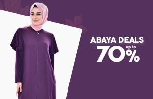 ABAYA DEALS UP TO 70%