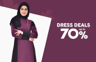 DRESS DEALS UP TO 70%