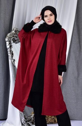بونشو أحمر كلاريت 1650-04