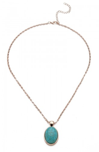 Collier Turquoise 8176