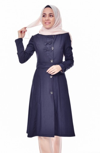 Bow Cape 1160-01 Dark Navy Blue 1160-01