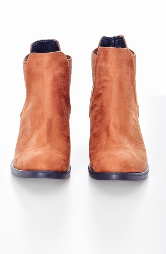 Tobacco Brown Bot-bootie 7200-03