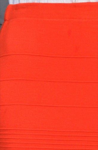Orange Skirt 31441-12