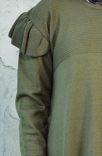 Khaki Sweater 0320-06