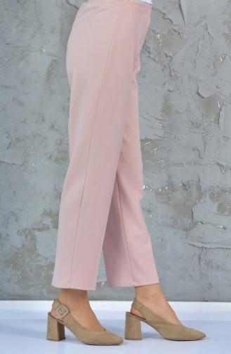 Elastic Waist Trousers 2032-04 dark Powder 2032-04