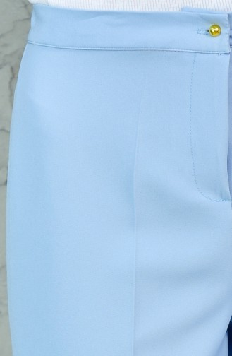 Baby blue Pants 1004-35
