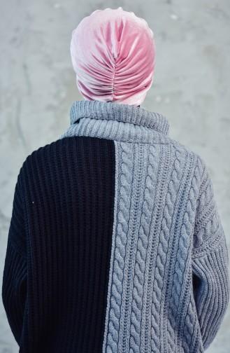 القبعات باودر داكن 0025-12
